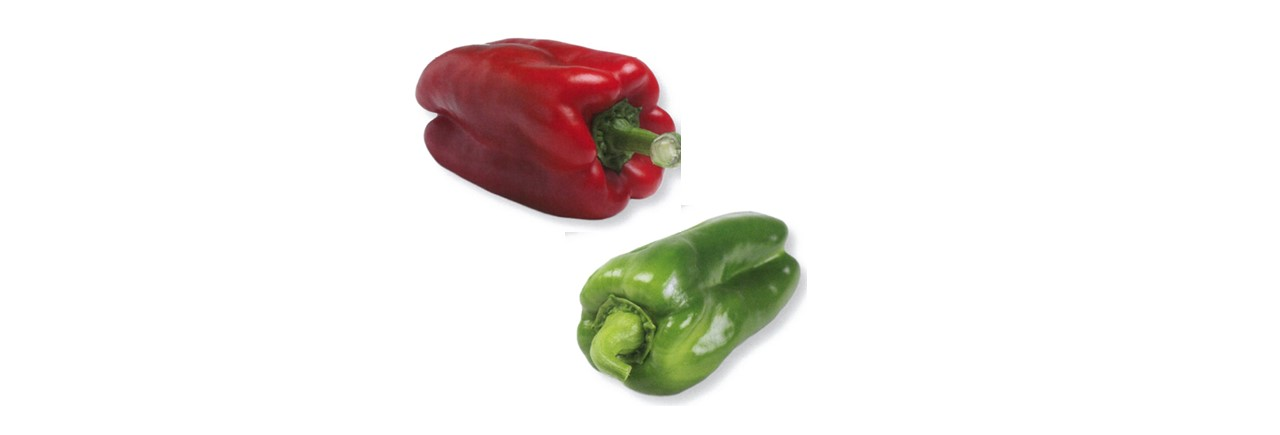 Sweet peppers (6)