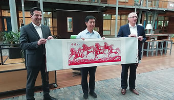 Dezhou invites leading companies