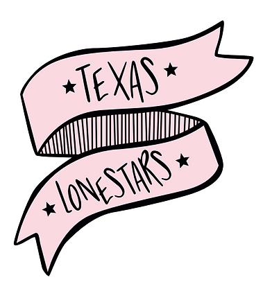 Pink Banner Sticker