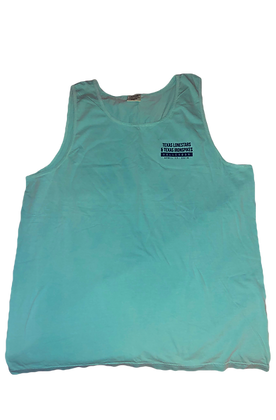 Teal Volleybar 2016 Tank