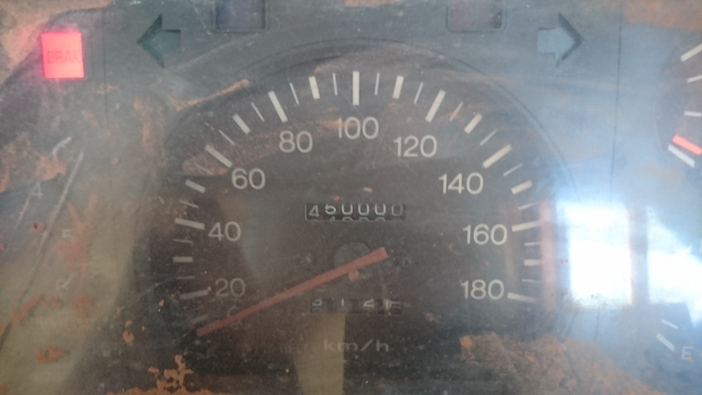 Cultivate NT troopy passes 450,000Km on this trip