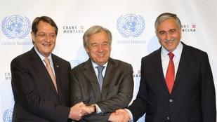 Σχεδιασμός του ΟΗΕ με τρείς σταθμούς για την Κύπρο: Μειώνουν τη σημασία του δημοψηφίσματος