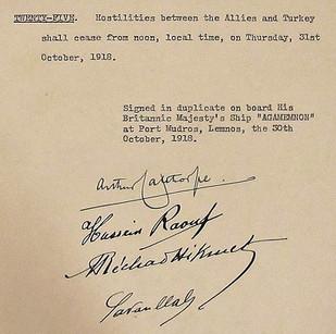 15η Μαΐου του 1919 :              Απελευθέρωση της Σμύρνης