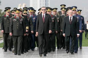 Ο Ερντογάν, ο Αλλάχ και τα πράγματα στη Συρία