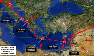 Η ΑΟΖ και το γεωπολιτικό δίπολο Ελλάδα-Κύπρος