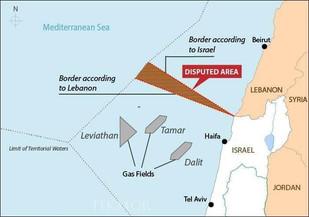 Η διαμάχη Ισραήλ – Λιβάνου για την ΑΟΖ