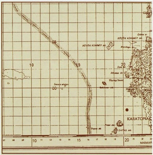 Τα Ίμια Είναι Ελληνικά Λένε ΗΠΑ Και Ρωσία (Χάρτες): Χάρτες φωτιά που αποδεικνύουν γιατί τα Ίμια είνα