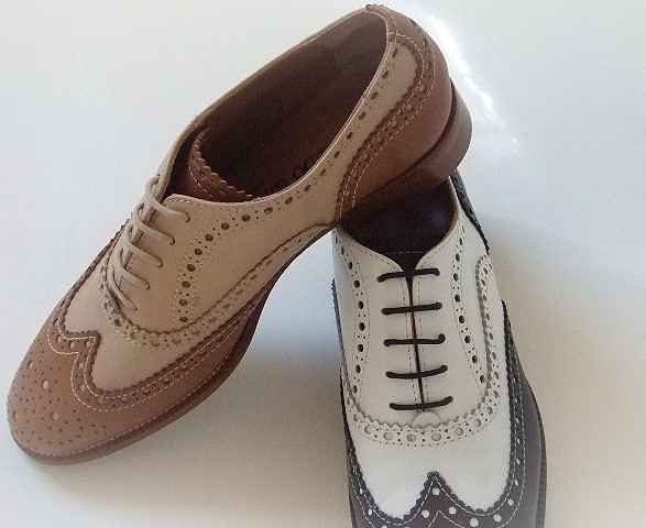 ladies brogues - sold out