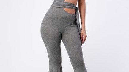 Bell Bottom Pants Jumpsuit