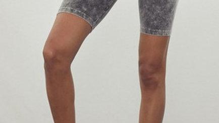 Ash Biker Shorts