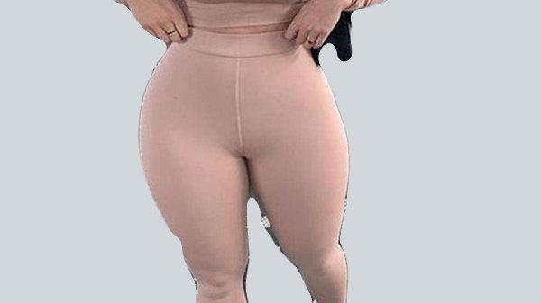 2 Piece Long Sleeve Pants Set