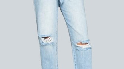 Paper Mom Jeans