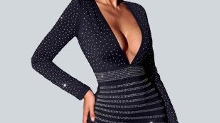 V-Neck Dress