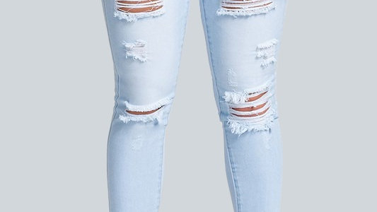 Hybrid Denim Jean