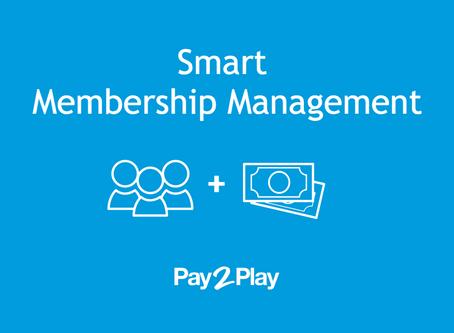Smart Membership Management