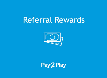 Rewards for Referrals