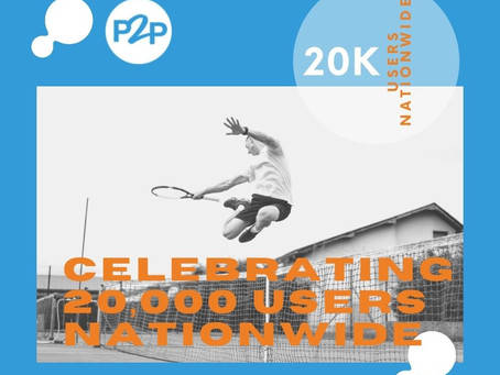 20K is something to jump over nets about.