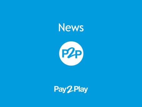 Changes to Pay2Play User Terms & Conditions