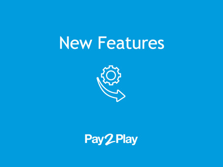 THREE new features now LIVE!