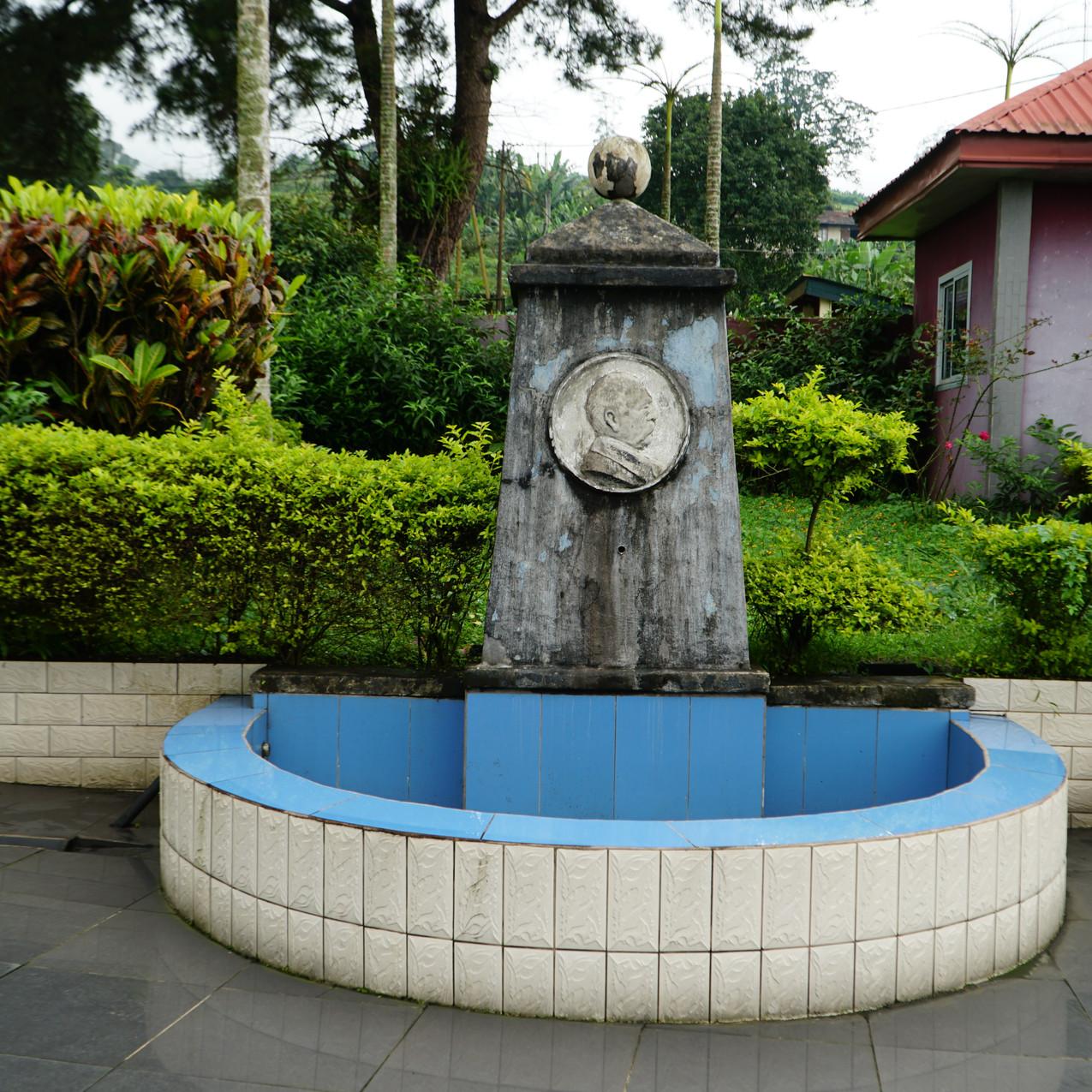Bismarck Fountain