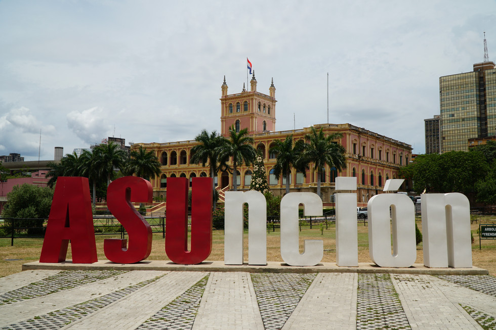 Asuncion, Paraguay - Top Tips