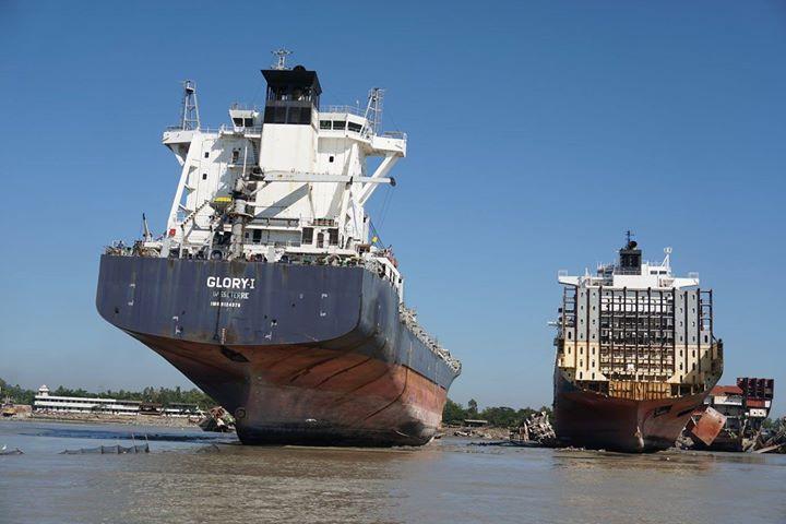 Where ships go to die - Bangladesh