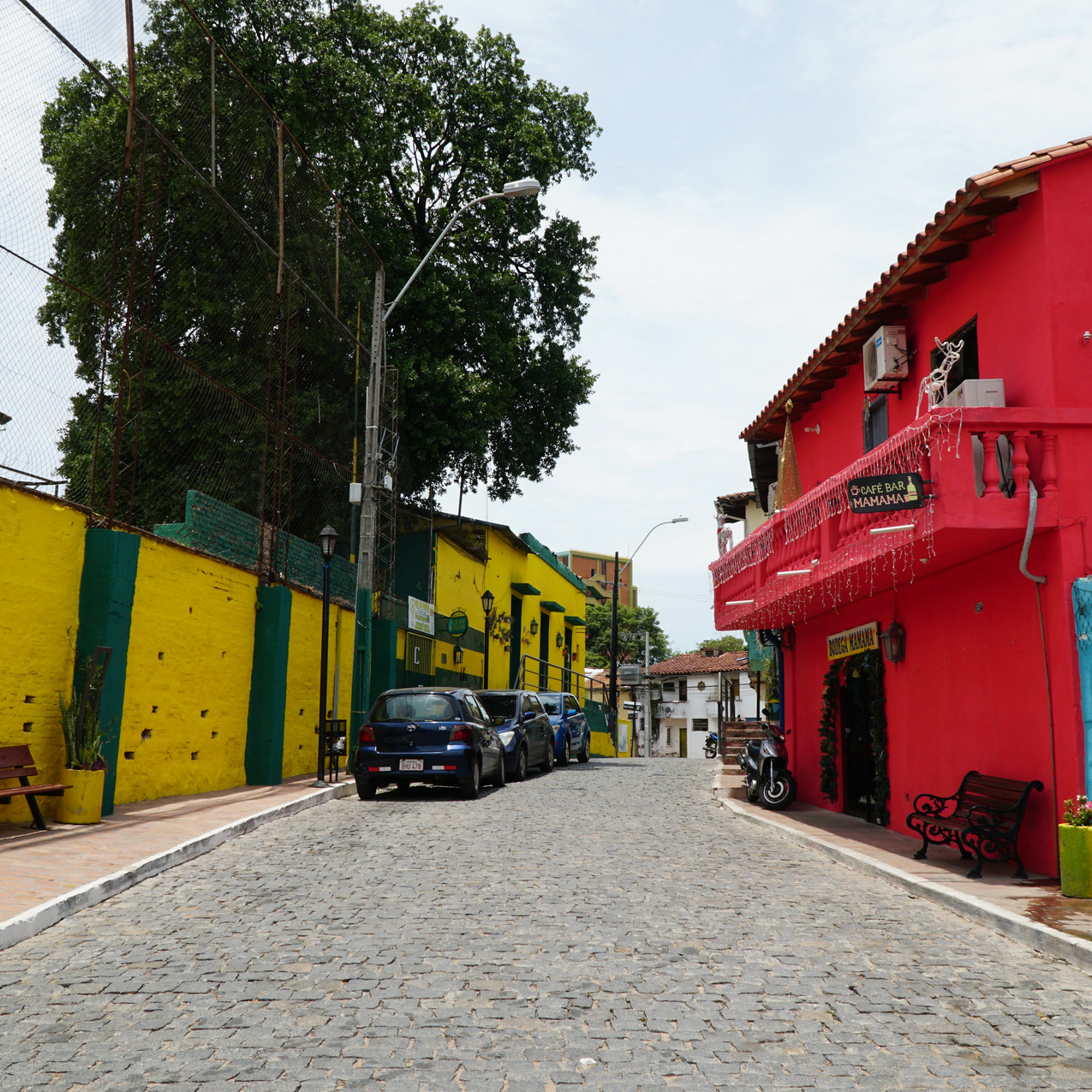 Colourful Buildings!