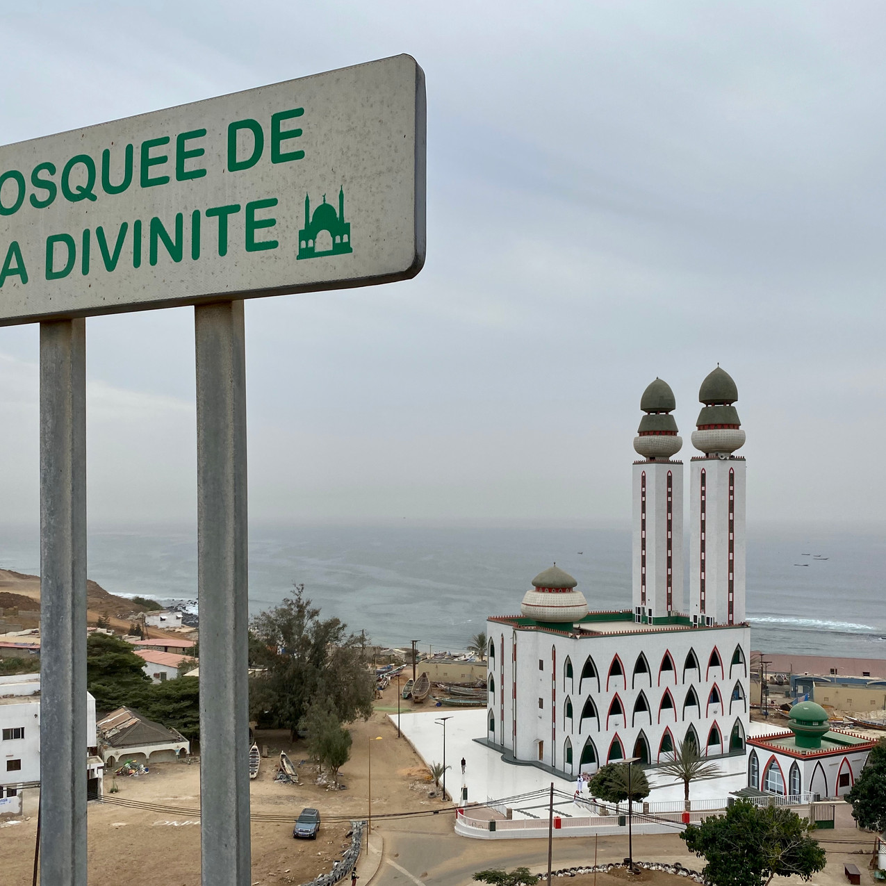 Mosque of the Divinity