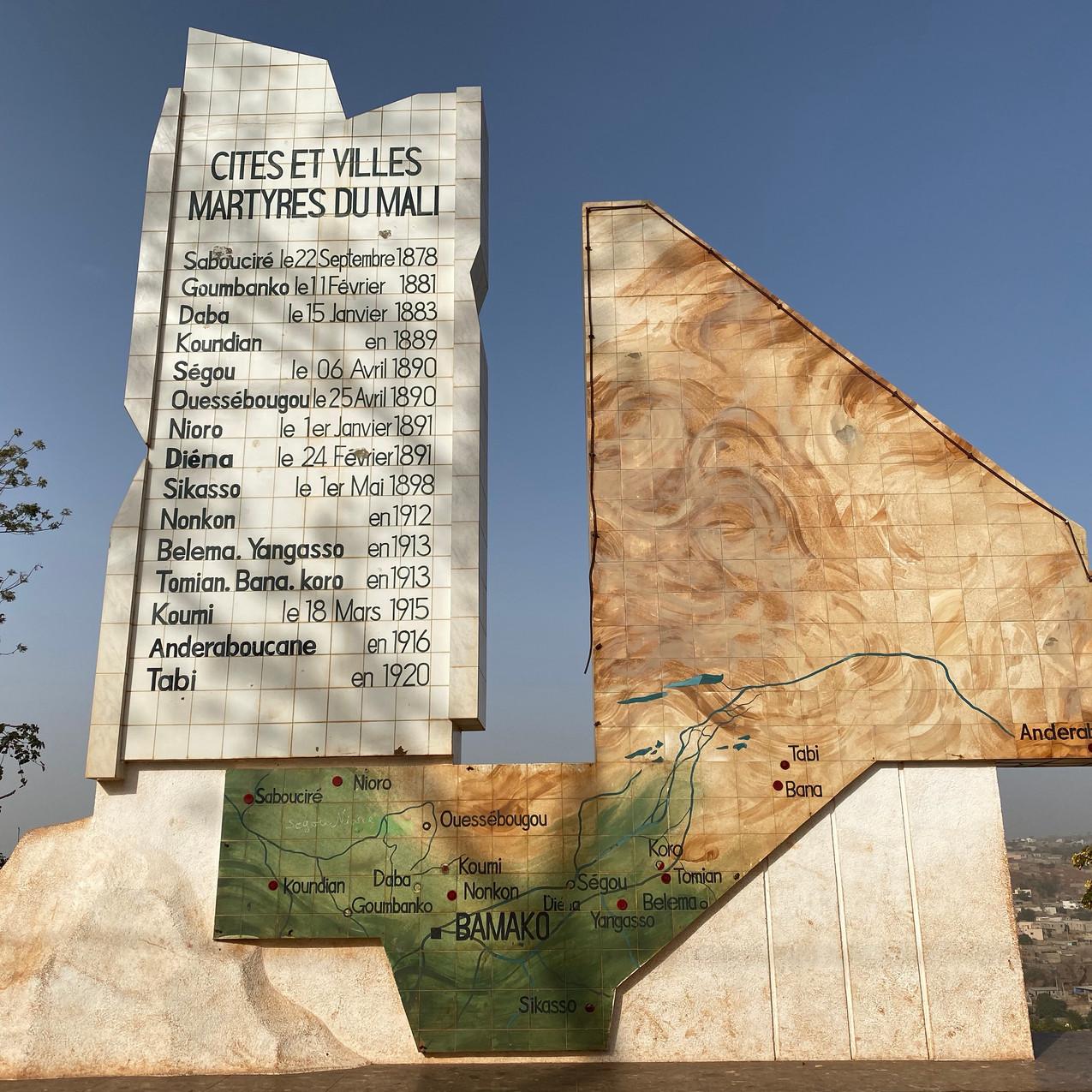 Martyres Memorial