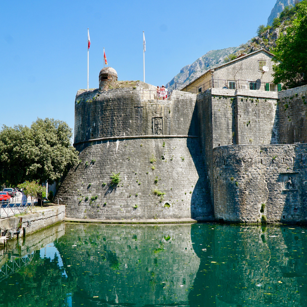 Kotor Fort