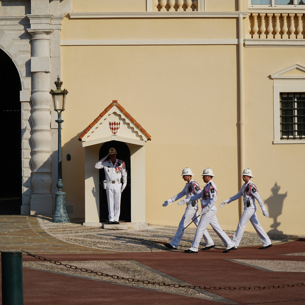 Monaco Palace