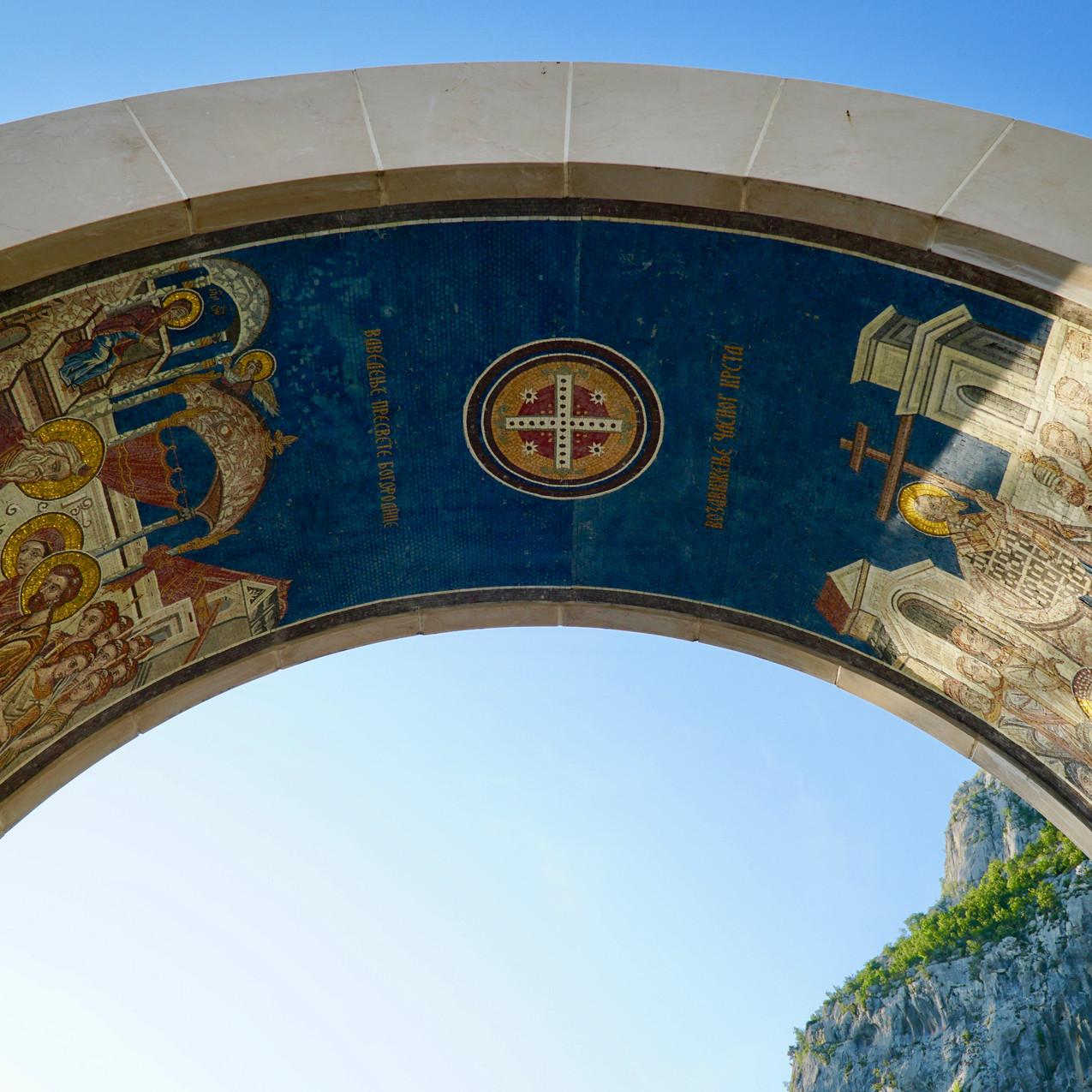 Ostrog Arch