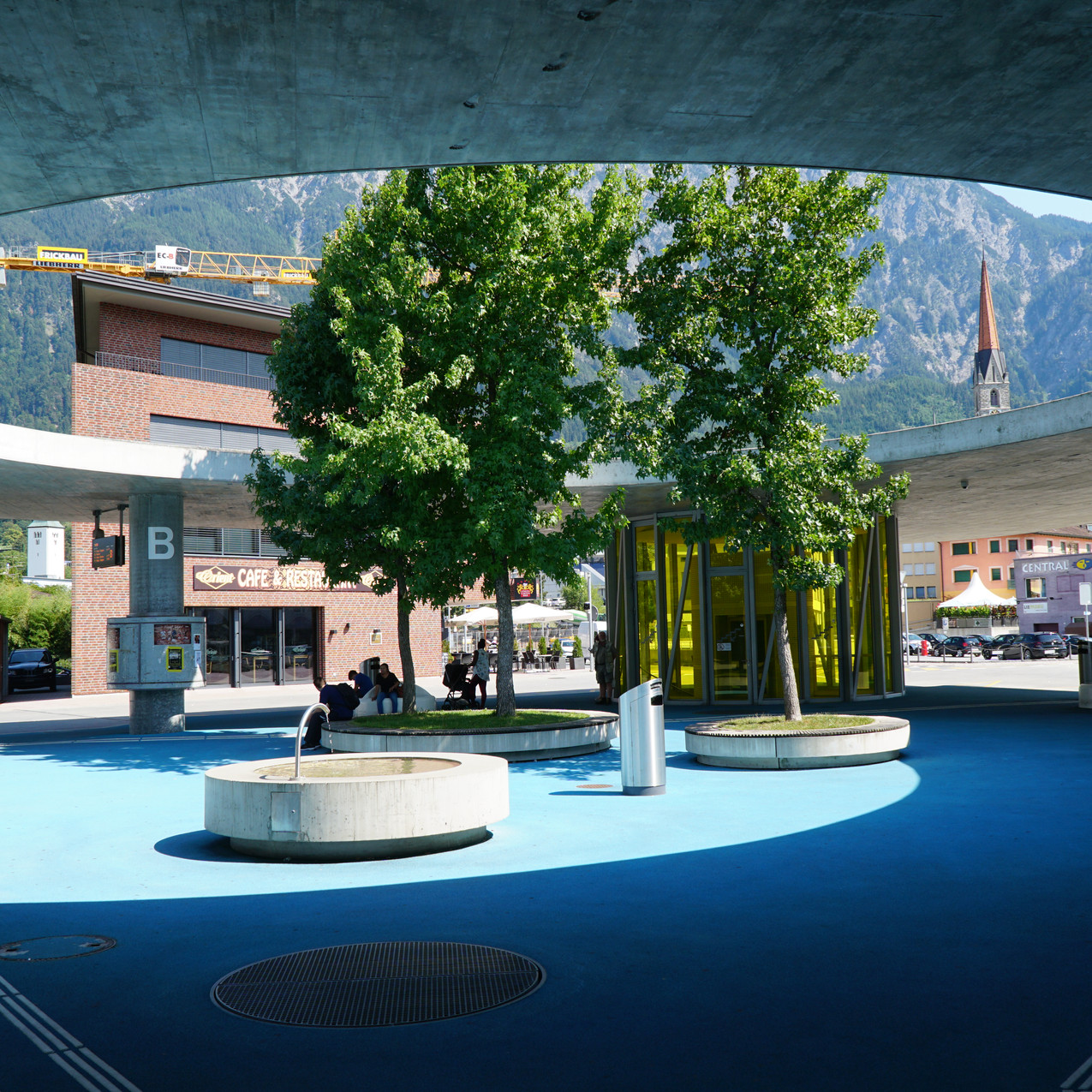Liechtenstein Station