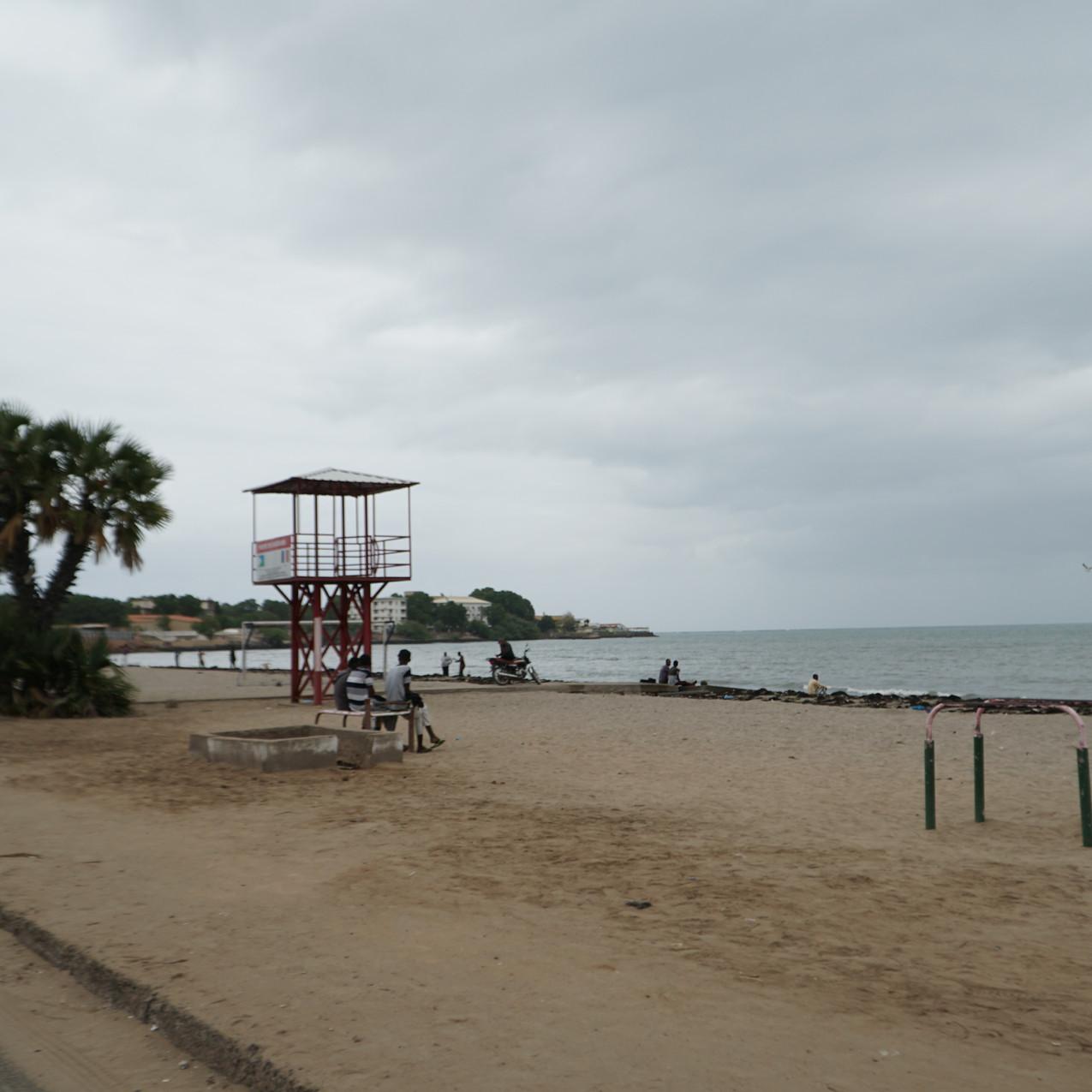 Djibouti City Beach
