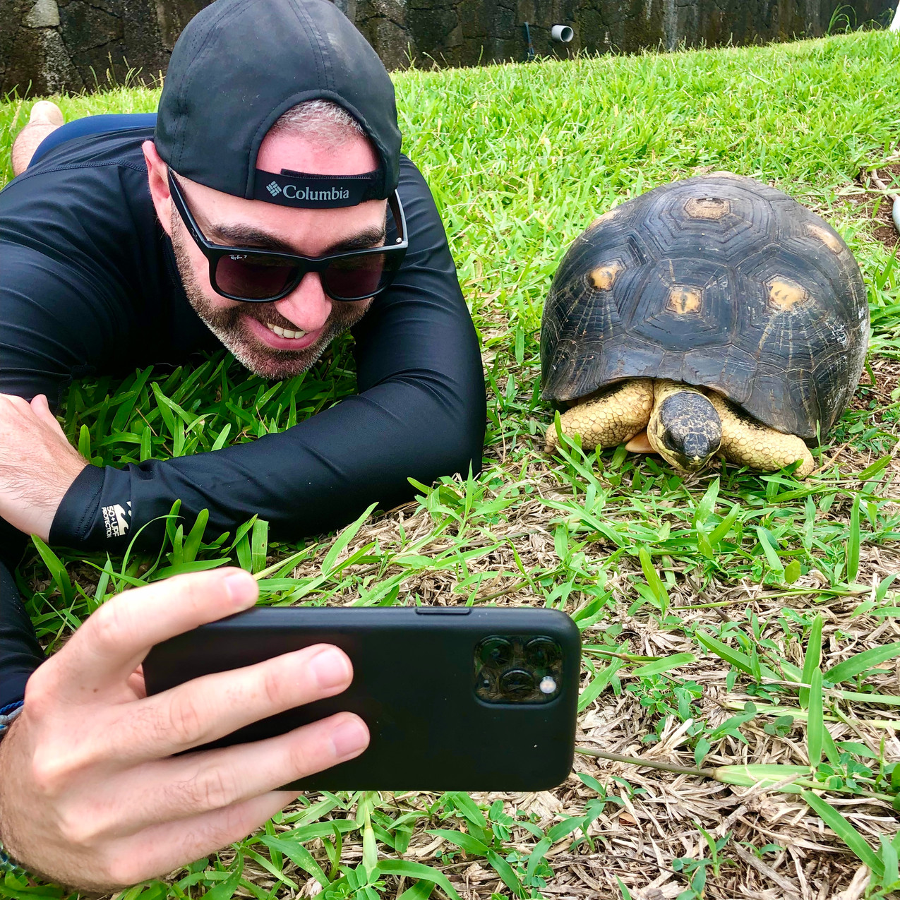 Tortoise Selfie!