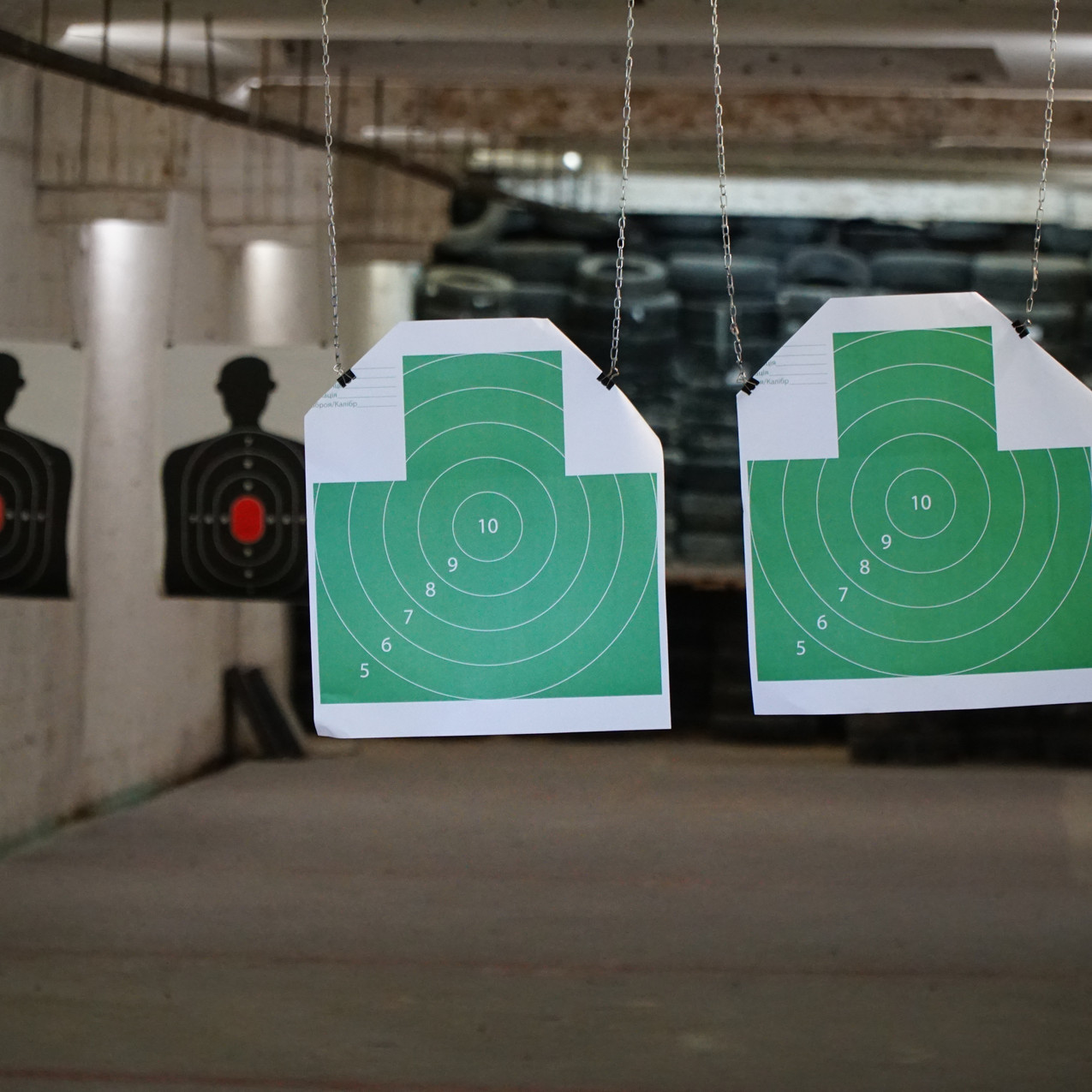 The Targets