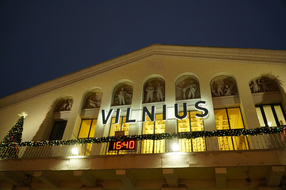 Vilnius City Break - Top Tips