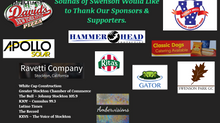 Thank You to Our Sponsors and Supporters for Sounds of Swenson