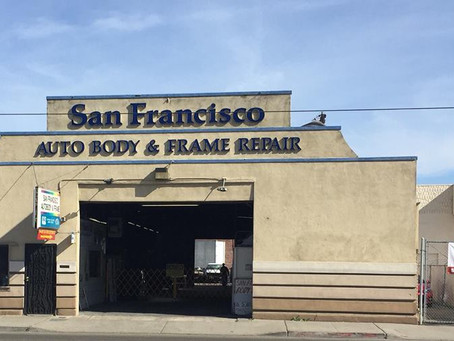 San Francisco Auto Body and Frame Repair Supports Friends of Swenson!