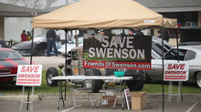 Swenson is NOT Saved!
