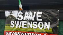 Finnegan's Supports Friends of Swenson