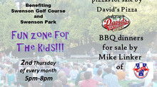 Sounds of Swenson Concerts in the Park!