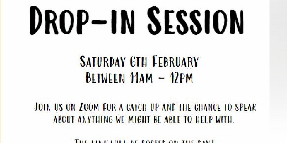 Drop-in session - How are we?
