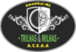 Logo da Associação de Ciclismo e Esportes de Aventura Amambaiense - ACEAA / Trilhas & Milhas