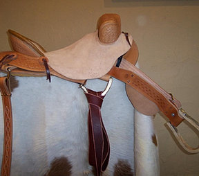 Short go saddlery bronc saddles for Bronc halter noseband template