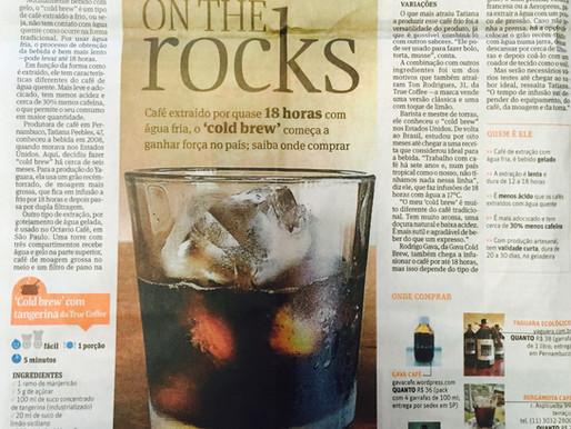 Folha de São Paulo: Café on the Rocks