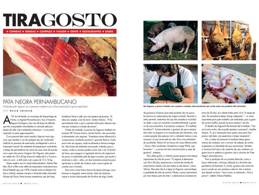 Revista TiraGosto: Pata Negra Pernambucano