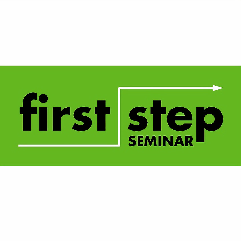 First Step Webinar - PM Session