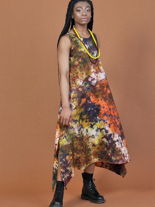 Vestido Midi Baaku