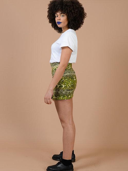 Minifalda Who No Go No Go Know